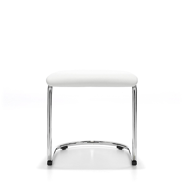 Gispen 412 HOCKER WHITE